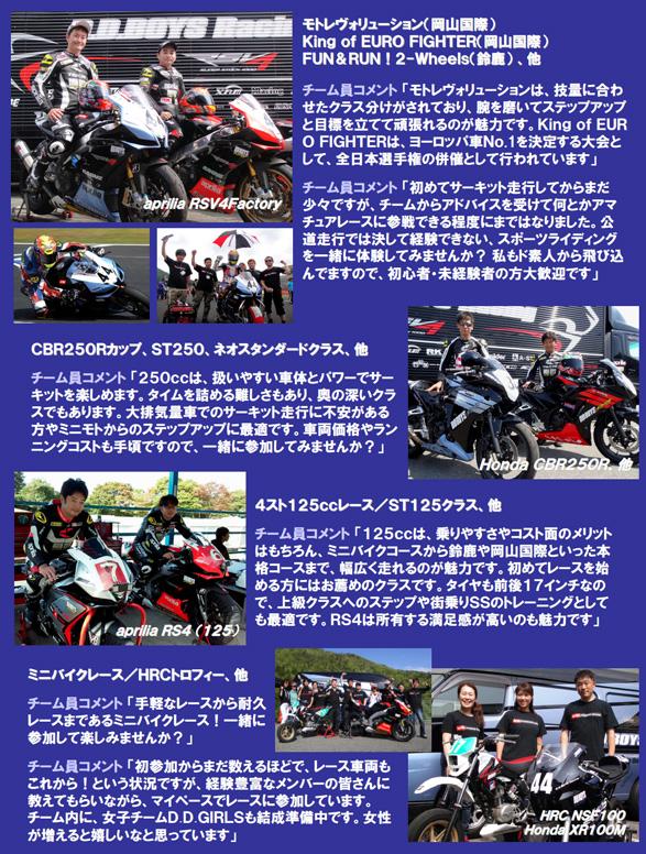 D D Boys Racing